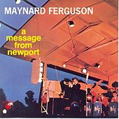 A Message From Newport de Maynard Ferguson