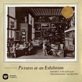 Mussorgsky: Pictures at an Exhibition von Herbert Von Karajan