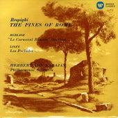 Karajan conducts Respighi, Berlioz & Liszt de Herbert Von Karajan