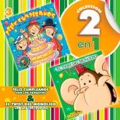 Colección 2 en 1, Vol. 3 / Feliz Cumpleaños y el Twist del Mono Liso de Various Artists
