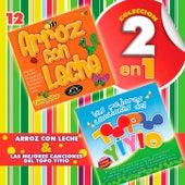 Colección 2 en 1, Vol. 12 / Arroz Con Leche y las Mejores Canciones del Topo Yiyio de Various Artists