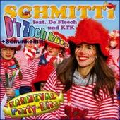 D'r Zoch kütt Karneval Party Hits de Schmitti