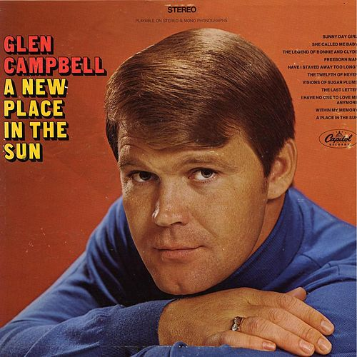 A New Place In The Sun by Glen Campbell