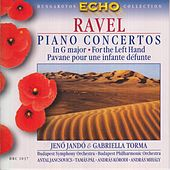 Ravel: Piano Concerto in G Major / Piano Concerto for the Left Hand / Introduction Et Allegro by Various Artists