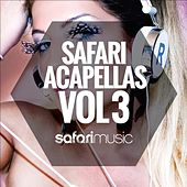 Safari Acapellas Vol 3 von Various Artists