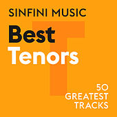 Sinfini Music: Best Tenors de Various Artists