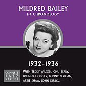 Complete Jazz Series 1932 - 1936 by Mildred Bailey