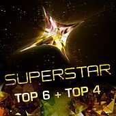Superstar - Top 6 + Top 4 by Various Artists