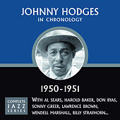 Complete Jazz Series 1950 - 1951 by Johnny Hodges
