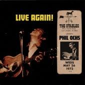 Live in Lansing 1973 by Phil Ochs