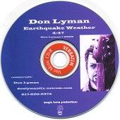 Earthquake Weather de Don Lyman