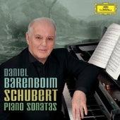 Schubert: Piano Sonatas von Daniel Barenboim