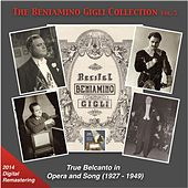 The Beniamino Gigli Collection, Vol. 5: True Belcanto in Opera and Songs (Recordings 1927-1949) [2014 Digital Remaster] von Various Artists