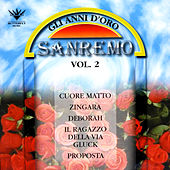 Festival Di Sanremo Vol. 2 von Various Artists