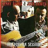 The Puritan Sessions by Kenny Baker/Josh Graves