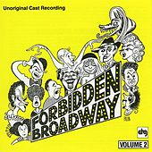 Forbidden Broadway, Vol. 2 de Various Artists