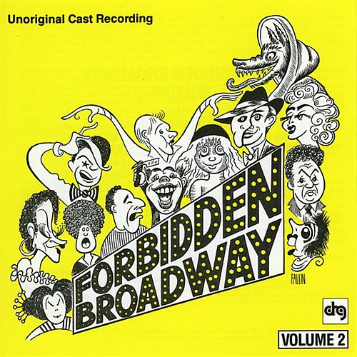 Forbidden Broadway, Vol. 2 by Various Artists