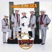 Cuando Llega la Musica by Paco Barron/Nortenos Clan