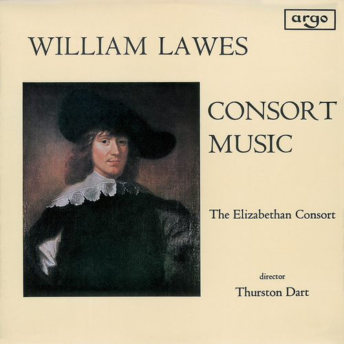Lawes: Consort Music by Elizabethan Consort Of Viols