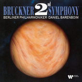 Bruckner : Symphony No.2 von Daniel Barenboim