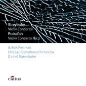 Stravinsky : Violin Concerto & Prokofiev : Violin Concerto No.2 by Daniel Barenboim