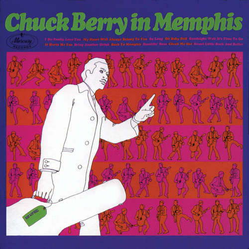 Chuck Berry In Memphis by Chuck Berry