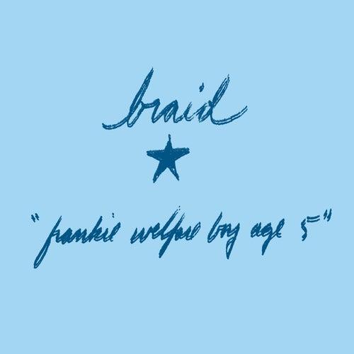 Frankie Welfare Boy Age Five by Braid