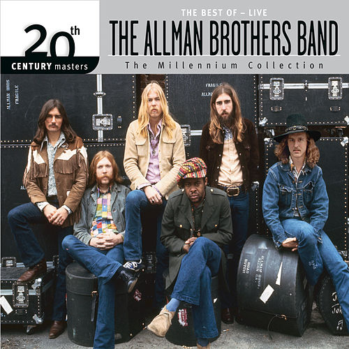 The Best Of The Allman Brothers Band 20th Century Masters The Mi by The Allman Brothers Band