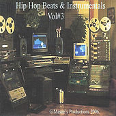 (2nd Edition) Hip-Hop Beats & Instrumentals Vol#3 by G.Mason's Productions