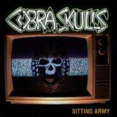 Sitting Army by Cobra Skulls