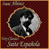 Isaac Albéniz: Very Classics. Suite Española van Various Artists