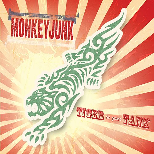 Tiger In Your Tank by MonkeyJunk