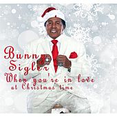 When You're in Love At Christmastime by Bunny Sigler