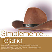 Simplemente Tejano by Various Artists