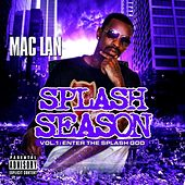Splash Season Vol. 1: Enter The Splash God by Various Artists