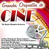 Grandes Orquestas de Cine de The Royal Alhambra Orchestra
