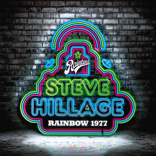 Steve Hillage Rainbow 1977 by Steve Hillage
