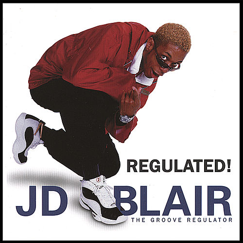 Regulated! by J.D. Blair