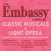 The Embassy Label Classic Musicals & Light Opera Collection von Various Artists