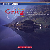 Grieg: Holberg Suite - Lyric Suite - 2 Melodies - 2 Nordic Melodies - Lyric Piece No. 4 by Various Artists