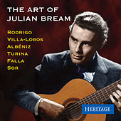 The Art of Julian Bream van Julian Bream