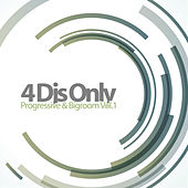 4 Djs Only - Progressive & Bigroom, Vol. 1 de Various Artists