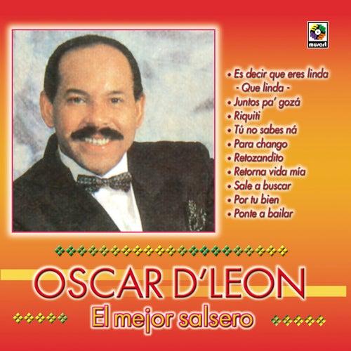 El Mejor Salsero by Oscar D'Leon