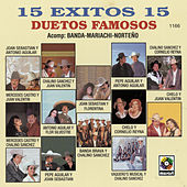 15 Éxitos: Duetos Famosos de Various Artists