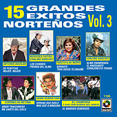15 Grandes Éxitos Norteños, Vol. 3 de Various Artists