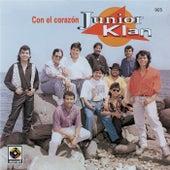 Con El Corazon de Junior Klan