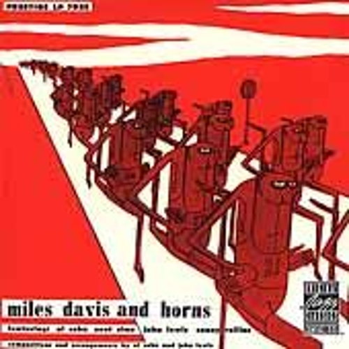 Miles Davis And Horns by Miles Davis