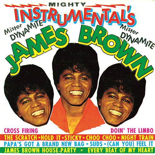 Mighty Instrumentals by James Brown