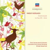 Rimsky-Korsakov: Scheherazade; Le Coq d'Or - Suite de Paris Conservatoire Orchestra