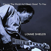 'Cause The World Ain't Been Good To You by Lonnie Shields